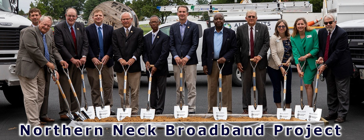 Northern Neck Broadband Project
